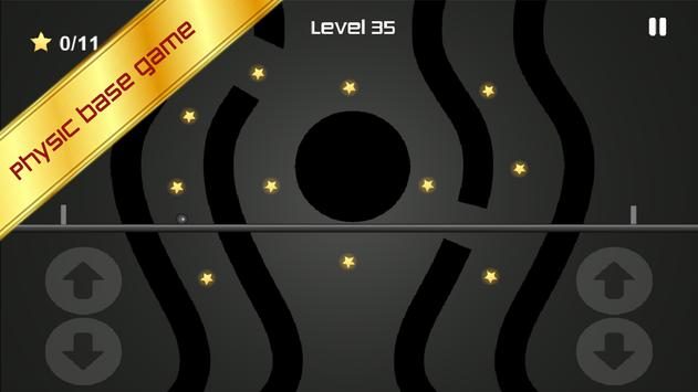 Roll the ball : 3d Slide and Swing,Rush,Run,Stars screenshot 1