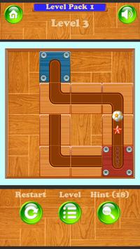 Roll The Ball Puzzle poster