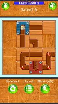 Roll The Ball Puzzle screenshot 3