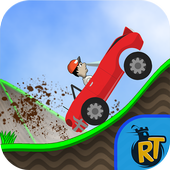 Road Rush Racing Up Hill Climb icon