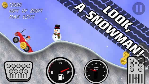 Road Rush Racing Up Hill Climb screenshot 18