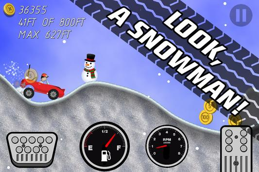Road Rush Racing Up Hill Climb screenshot 4