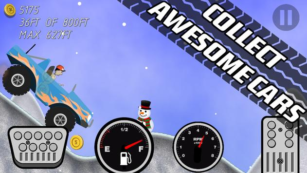Road Rush Racing Up Hill Climb screenshot 9