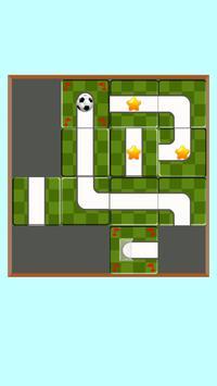 Roll The Soccer Ball apk screenshot