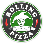 Rolling Pizza icon
