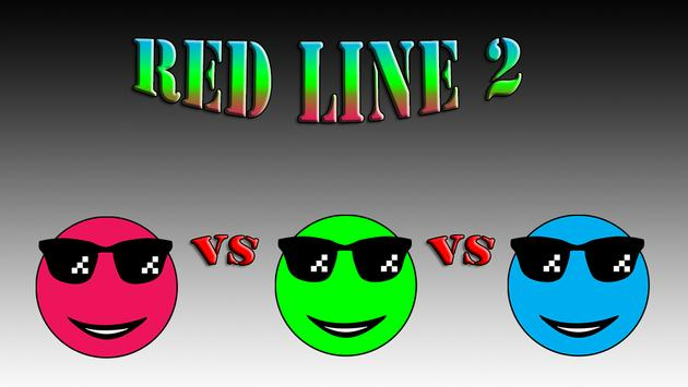 red ball colors 2 poster
