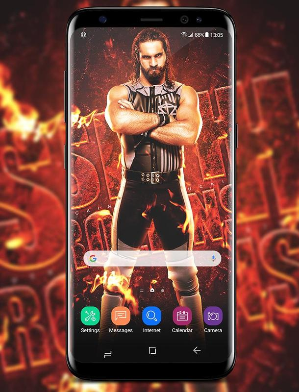 Seth Rollins Hd Wallpapers 2018 For Android Apk Download
