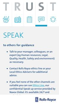 Rolls-Royce Code of Conduct apk screenshot