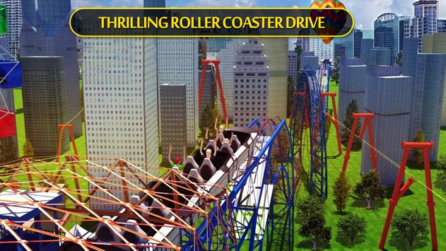 Safari Roller Coaster Water Amazing Simulation apk screenshot