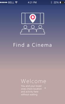 Find A Cinema poster
