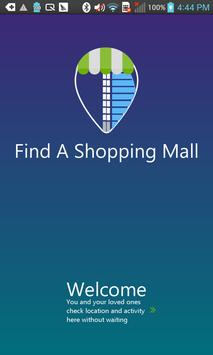 Find A Shopping Mall poster