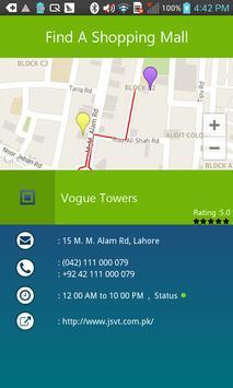 Find A Shopping Mall apk screenshot