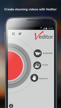Veditor - Video editor poster