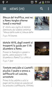 Roma Notizie Official screenshot 1