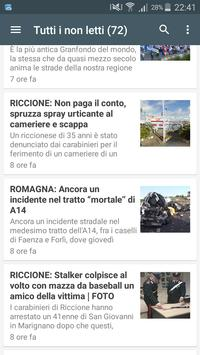 Romagna News apk screenshot
