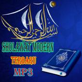 Kumpulan Sholawat Modern Terbaru MP3 icon
