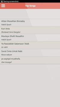 Kumpulan Sholawat Modern Terbaru MP3 apk screenshot