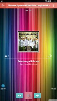 Sholawat Syubbanul Muslimin Lengkap MP3 screenshot 3