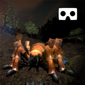 VR Horror in the Forest 2 (Google Cardboard) icon