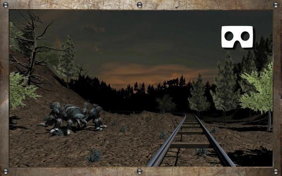 VR Horror in the Forest 2 (Google Cardboard) poster