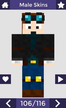 Skins For Minecraft PE Descarga APK Gratis Herramientas Aplicación - Skins para minecraft pe gratis