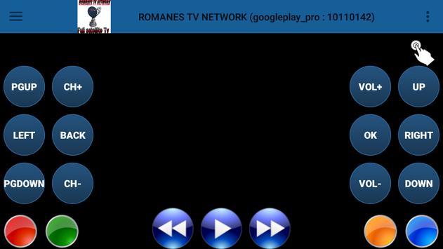 ROMANE'S TV NETWORK screenshot 1