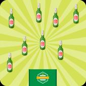 لعبة البيرة تقليع البنات icon