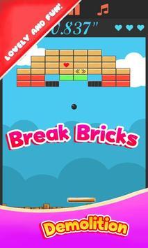Break Bricks Demolition apk screenshot