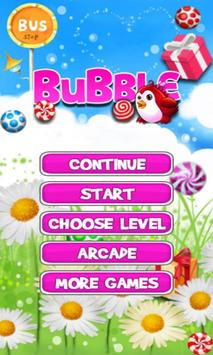 Bubble Shooter Mania poster