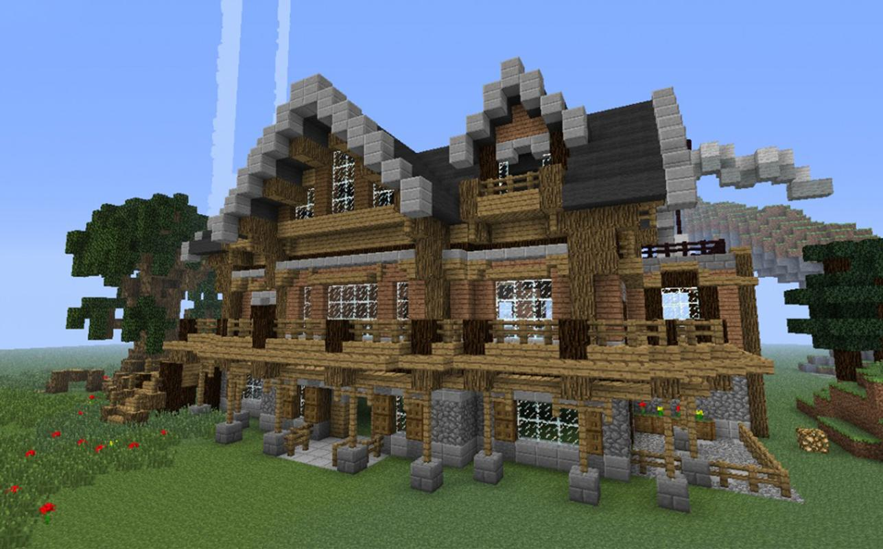 Mansions Minecraft Ideas Guide for Android - APK DownloadMinecraft Mansions Ideas