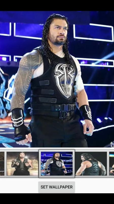 Roman Reigns Wallpapers 2018 For Android Apk Download