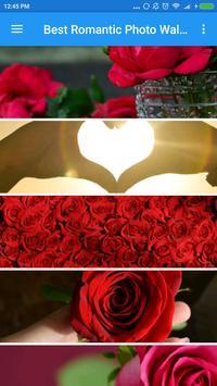 Best Romantic Photo Wallpaper HD apk screenshot