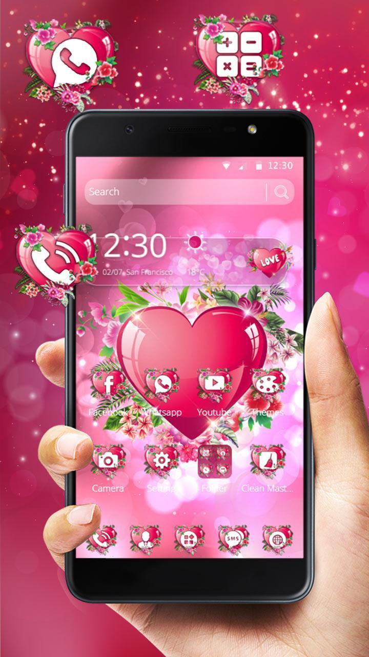 3000+ Gambar Cinta Hati Love Romantis  Paling Keren