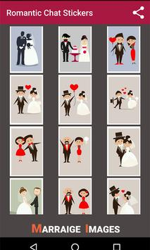 Romantic love Stickers screenshot 10