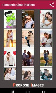 Romantic love Stickers screenshot 11