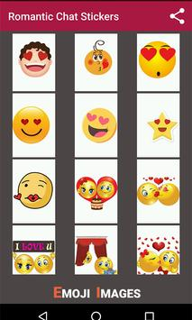 Romantic love Stickers screenshot 4