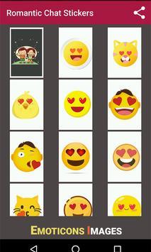 Romantic love Stickers screenshot 5
