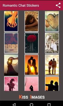 Romantic love Stickers screenshot 8