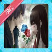 Romantic Anime Wallpaper icon