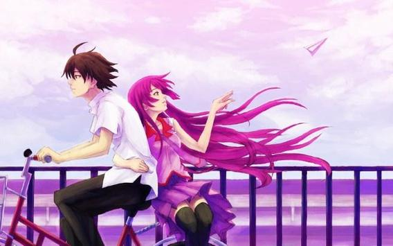 Romantic Anime Wallpaper Poster Romantic Anime Wallpaper Screenshot