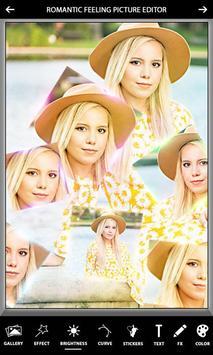 Romantic Feeling Picture Editor screenshot 5