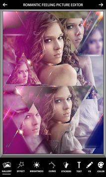 Romantic Feeling Picture Editor screenshot 3