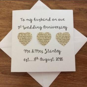 romantic homemade anniversary gifts