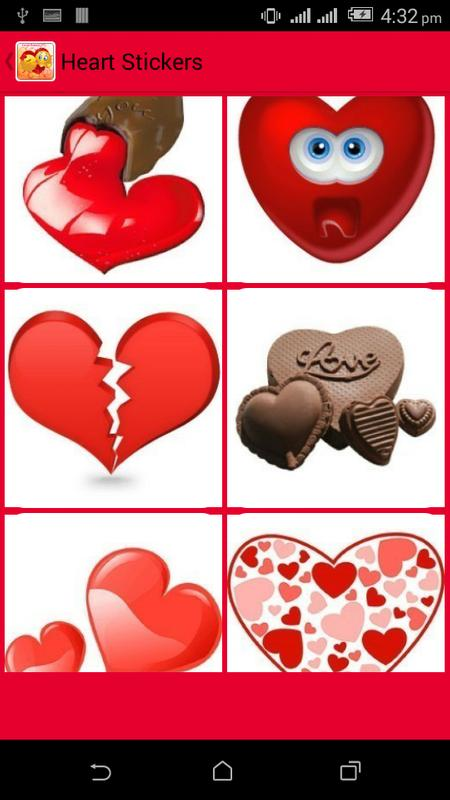 love stickers love images apk download free entertainment app for