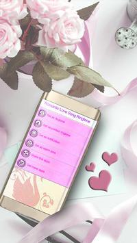 Romantic Love Song Ringtone apk screenshot