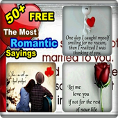Romantic Sayings icon