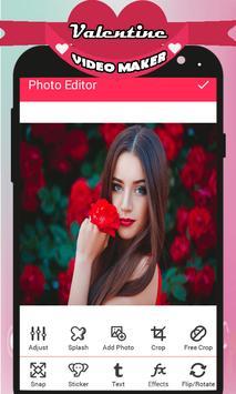 Valentine Video Maker With Music Pro 2018 screenshot 5