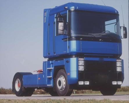 Wallpaper Renault Magnum Truck apk screenshot
