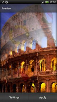 Rome  Live Wallpaper poster