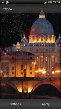 Rome  Live Wallpaper apk screenshot